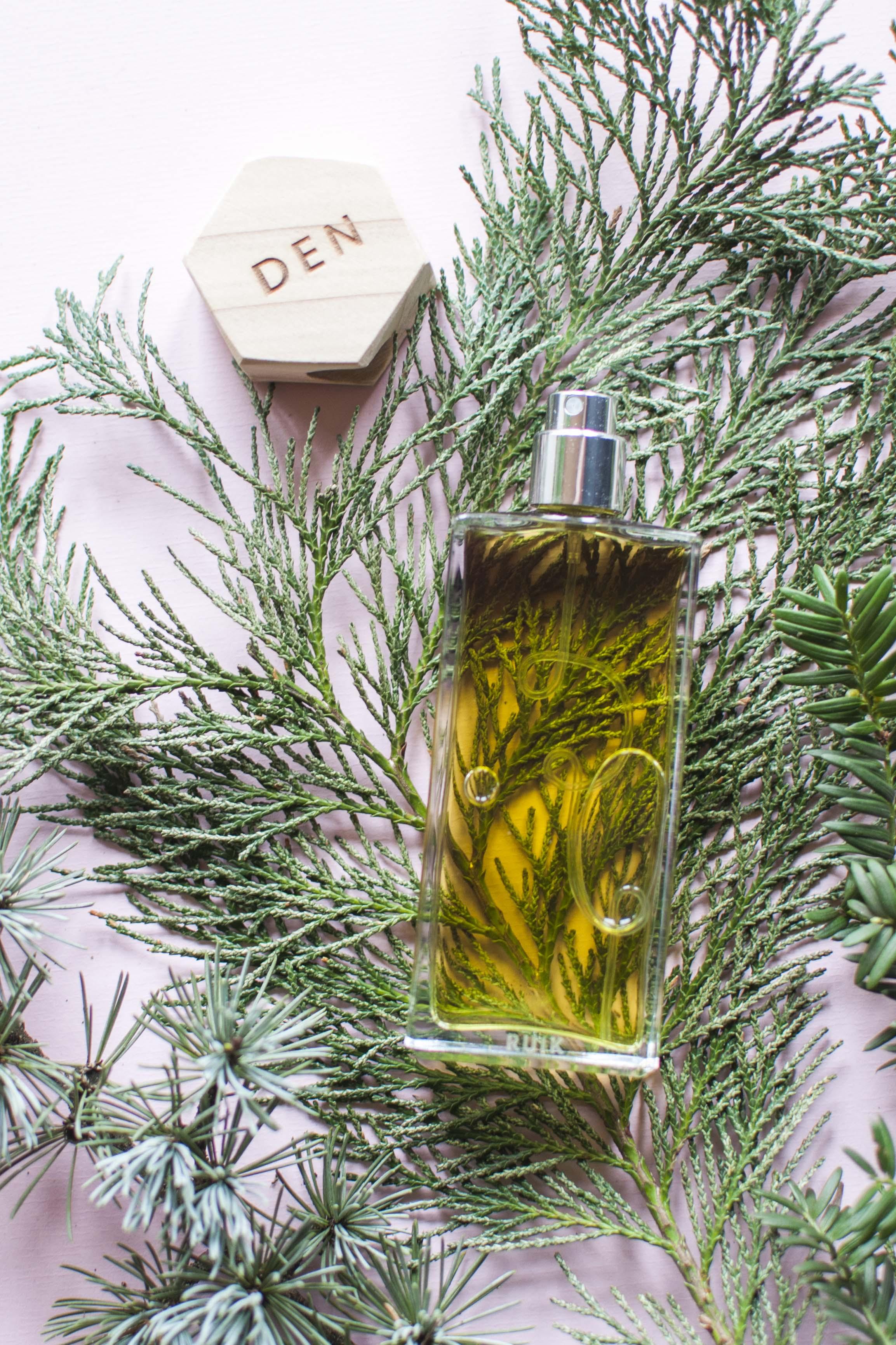 review Ruik Den parfum dam kerstboom_3