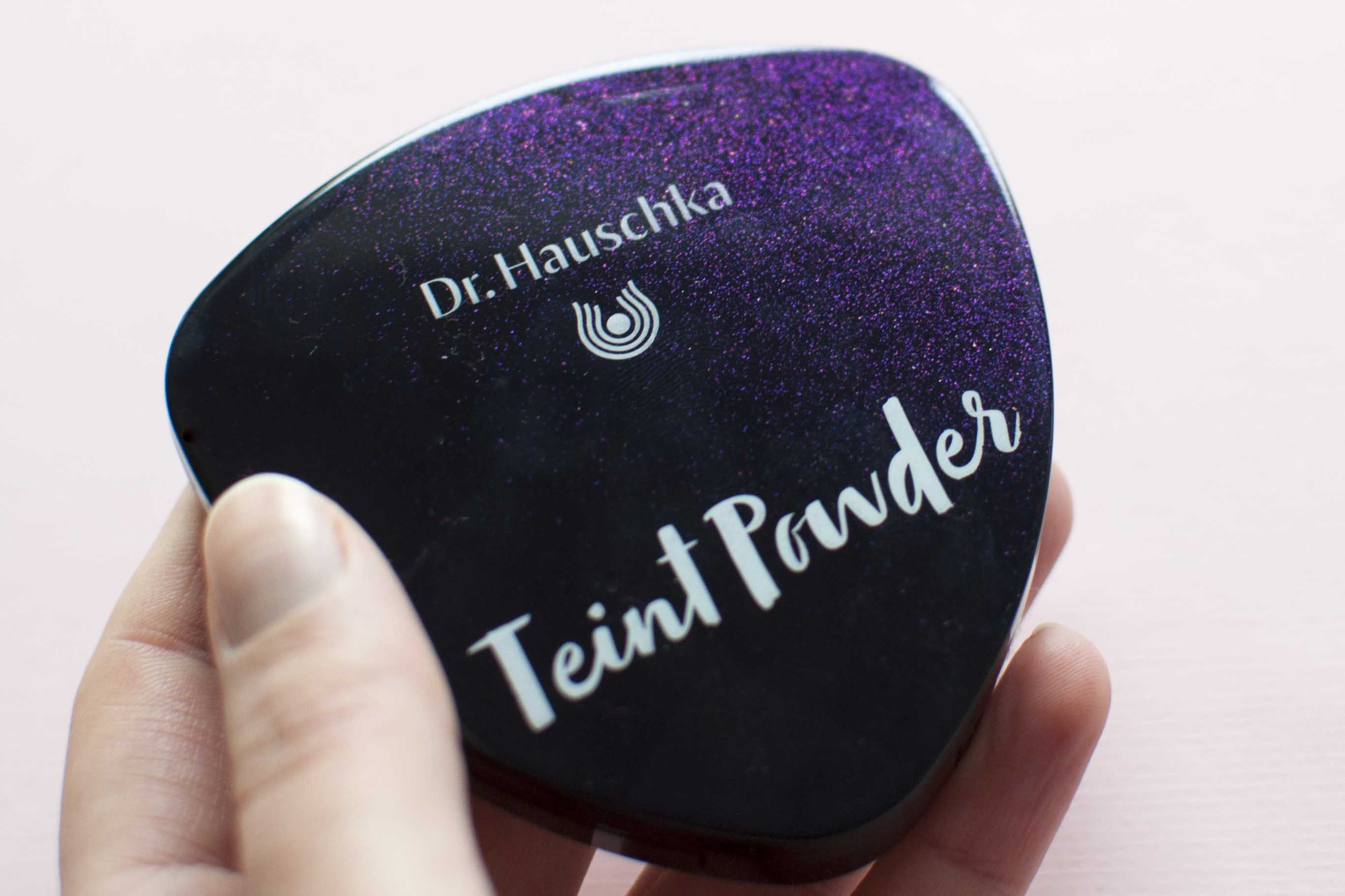 review dr hauschka purple light limited edition make up cruelty free natural beauty