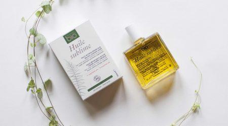 review purete bio huile sublime corps body oil natural