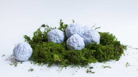 diy flower seed bombs