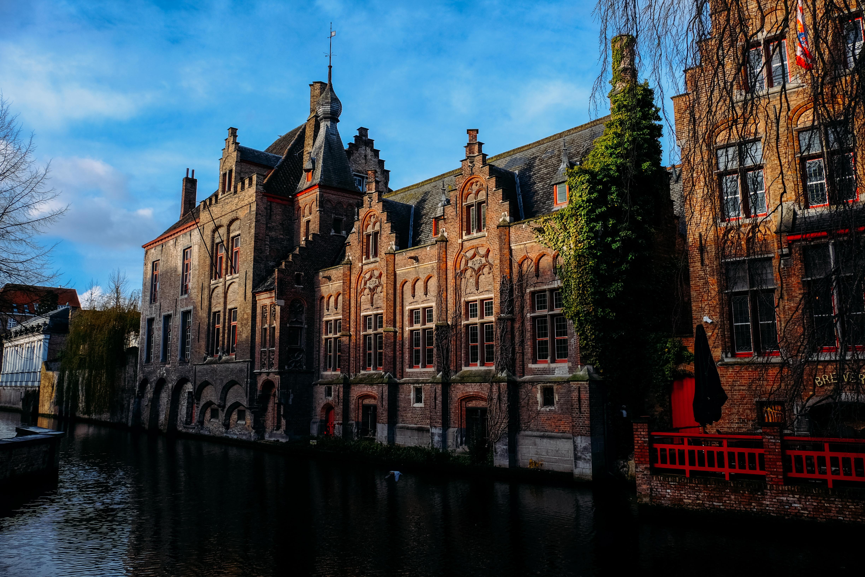 groene hotspots in belgie