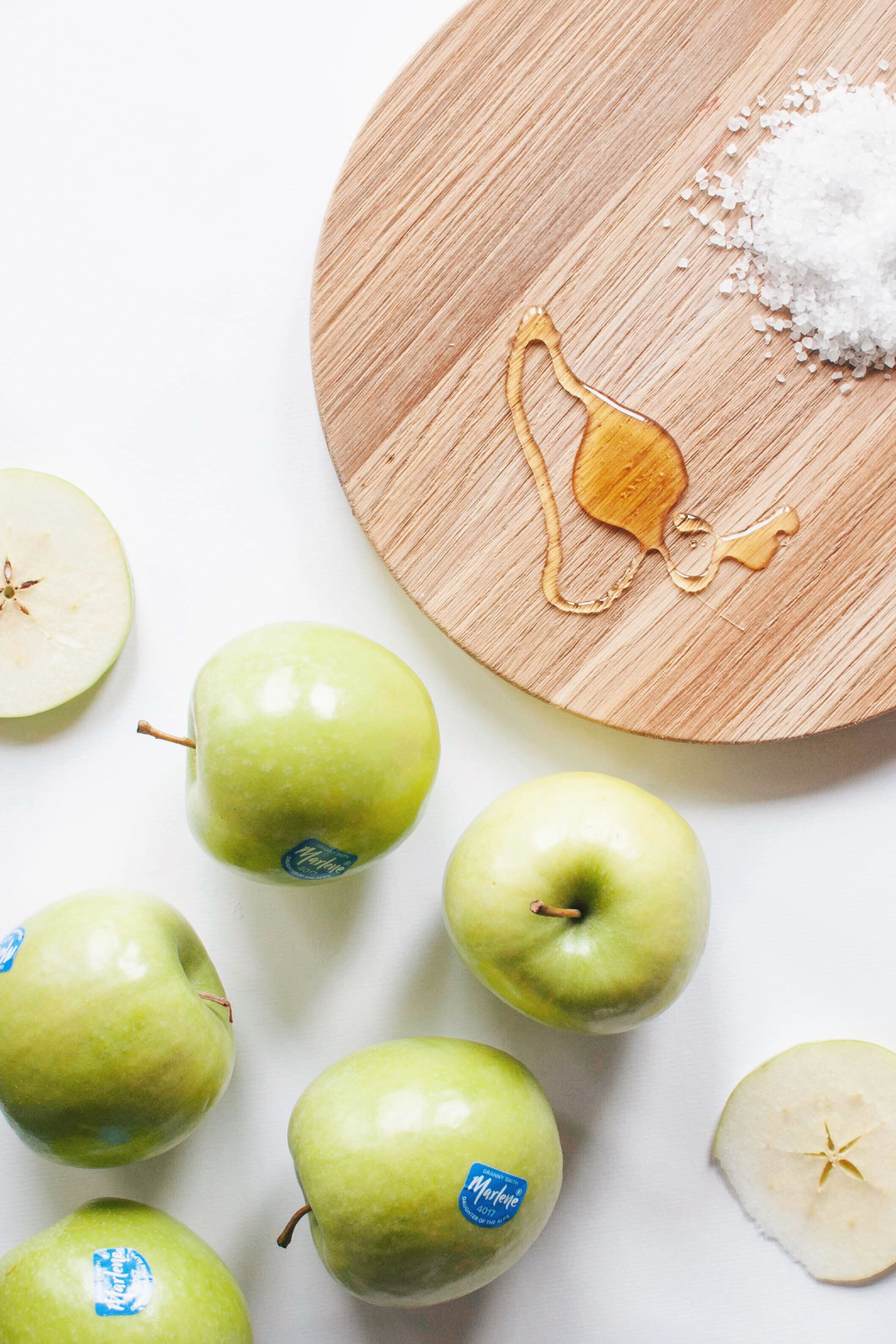 DIY marlene apple skin care appel huid