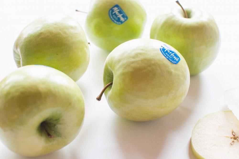 DIY marlene apple skin care appel huid