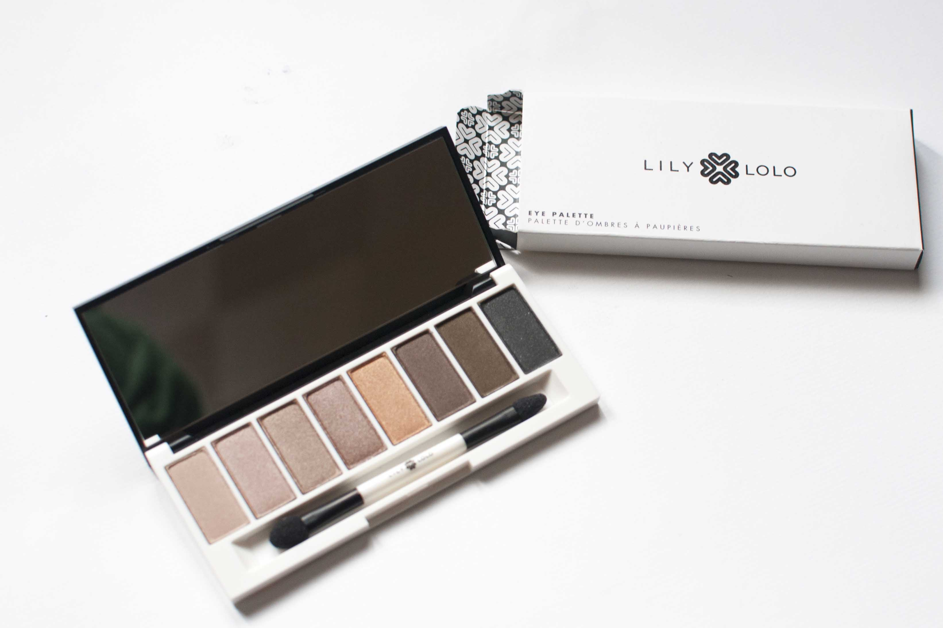 review Lily Lolo eyeshadow palette
