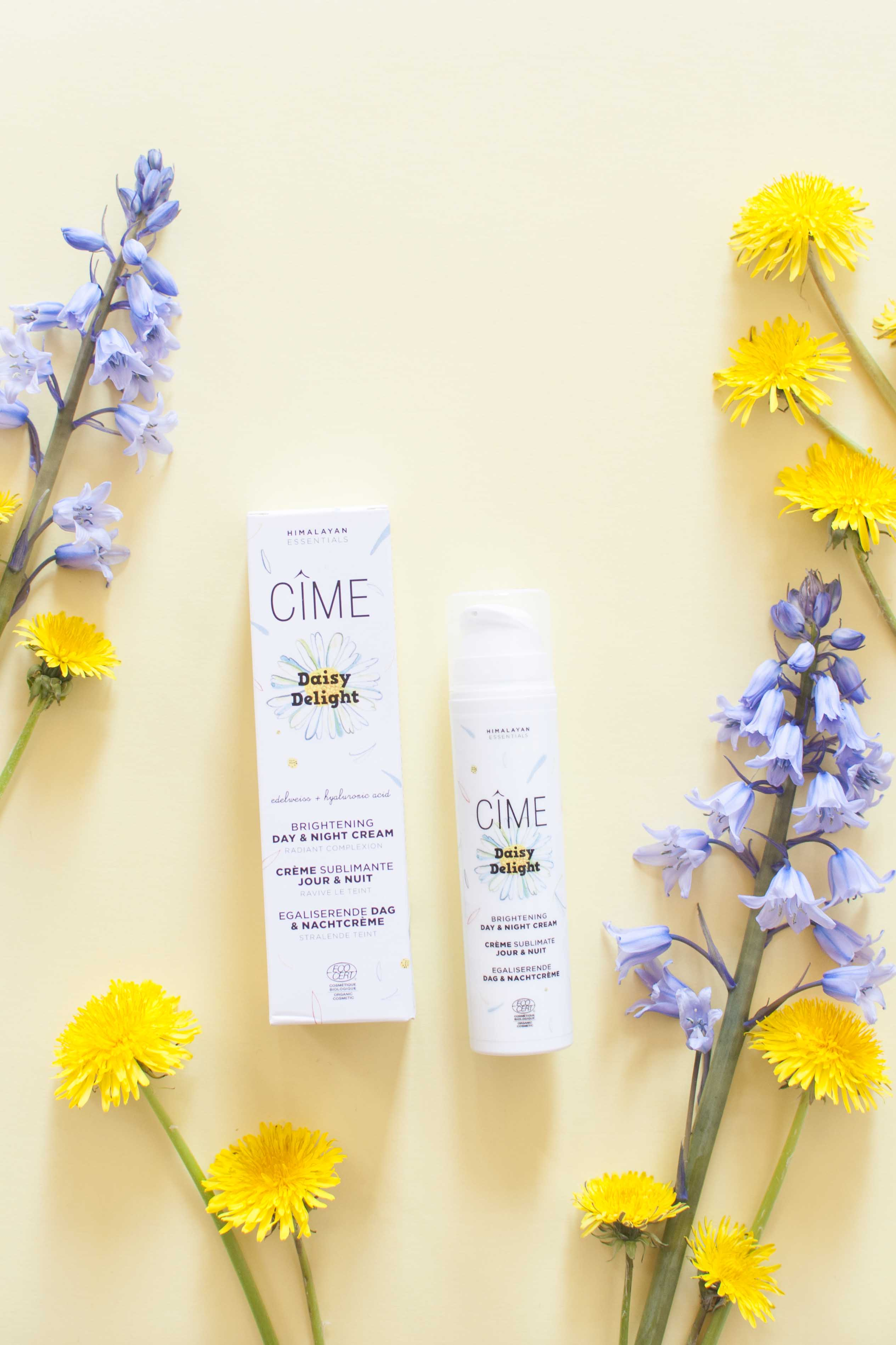 review cîme daisy delight day night cream