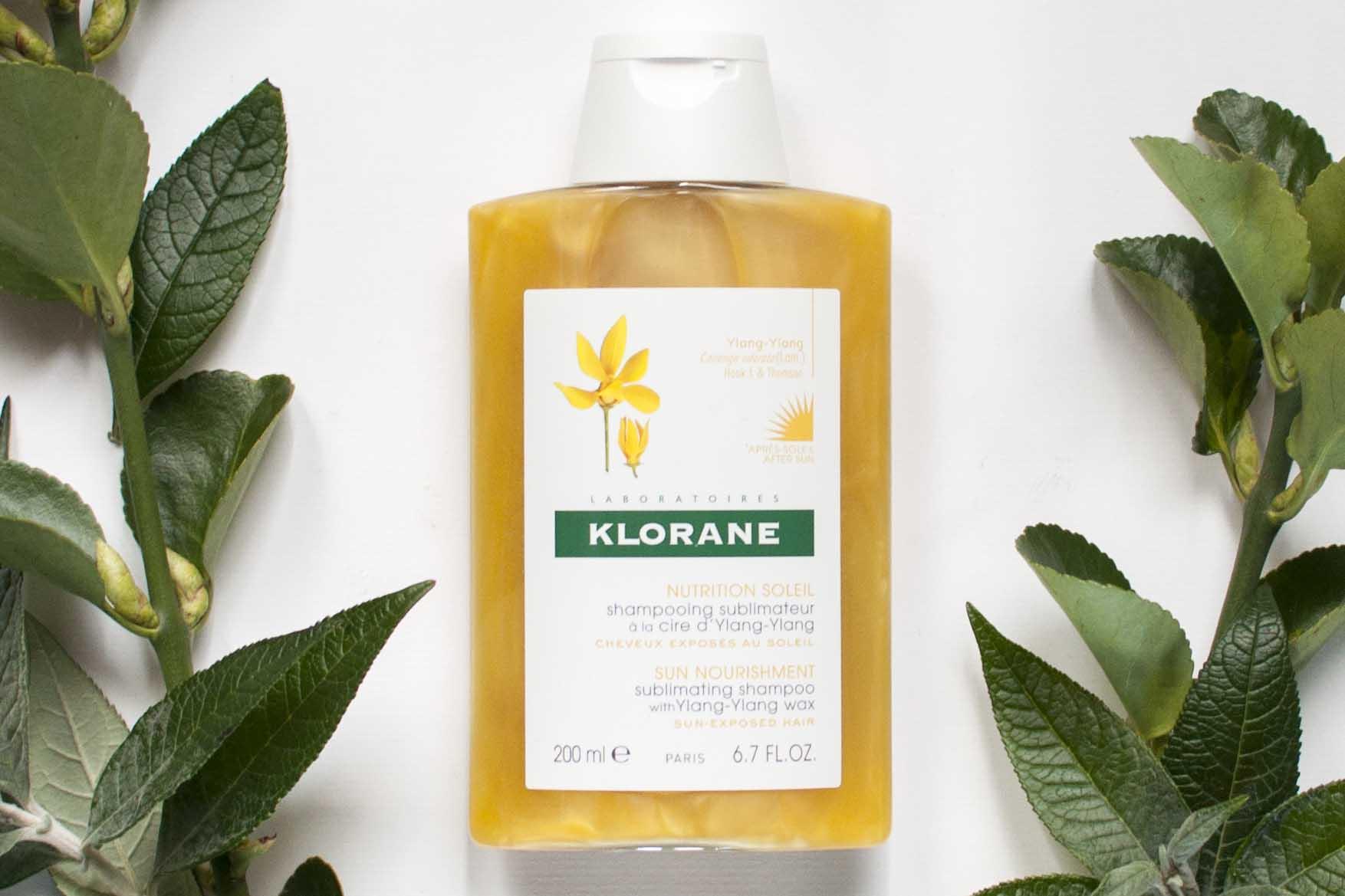 review kloran nutrition soleil shampoo