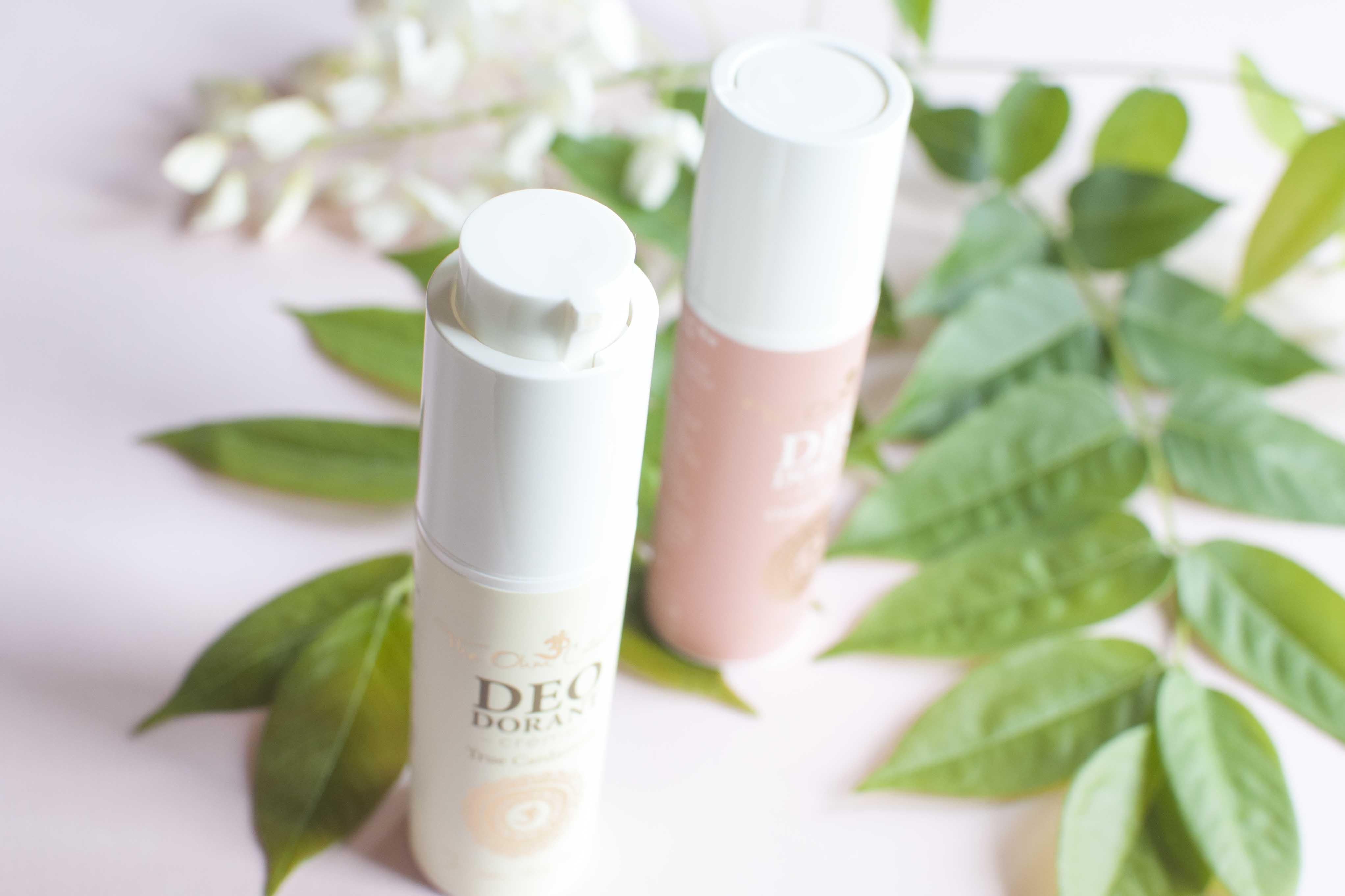 review the ohm collection deodorant creme natural deodorant no aluminium