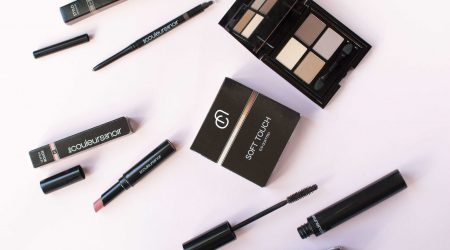 Review les couleurs de noir natural make-up