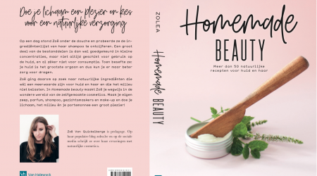 Zolea homemade beauty DIY boek