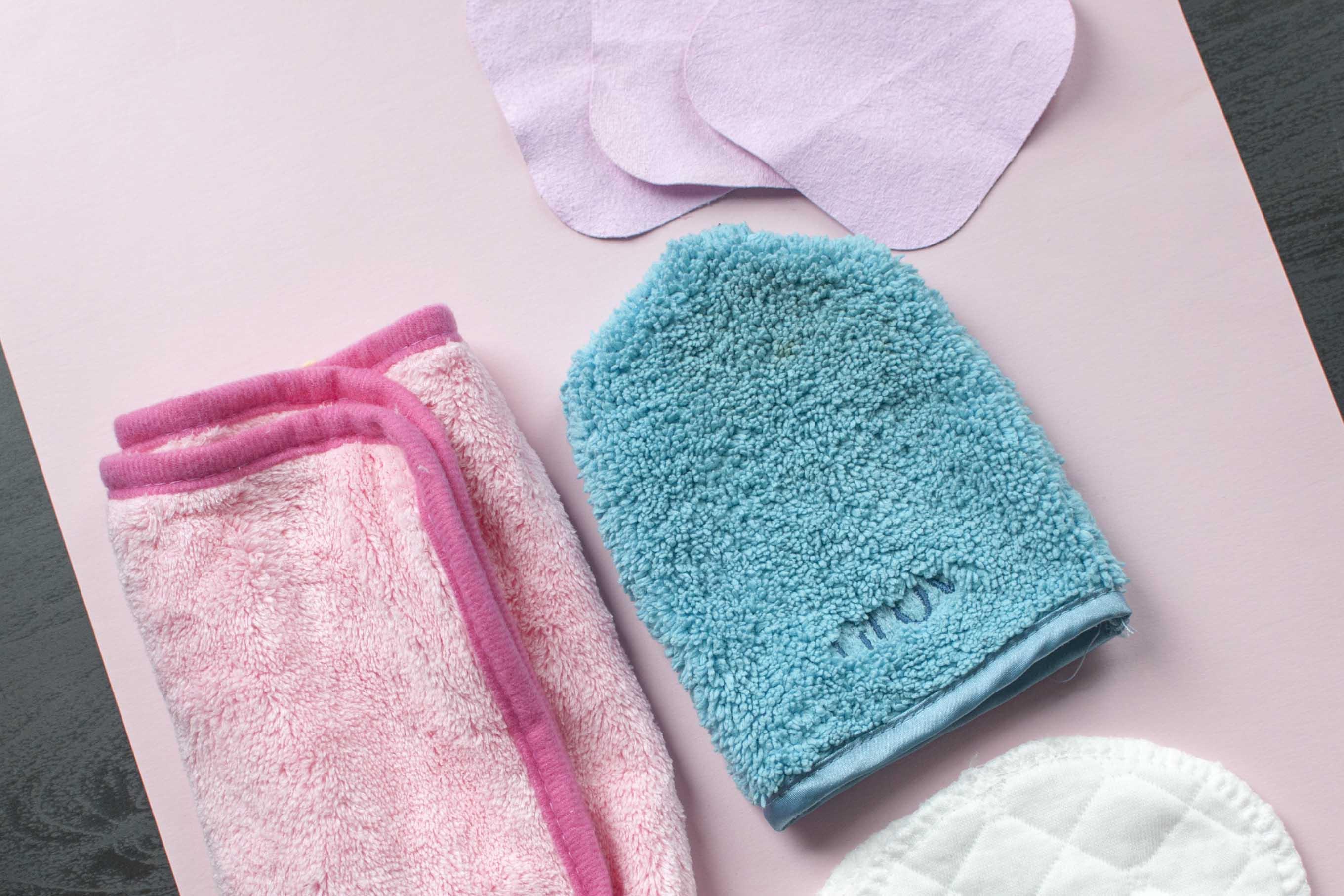 reusable cotton pads herbruikbare wattenschijfjes