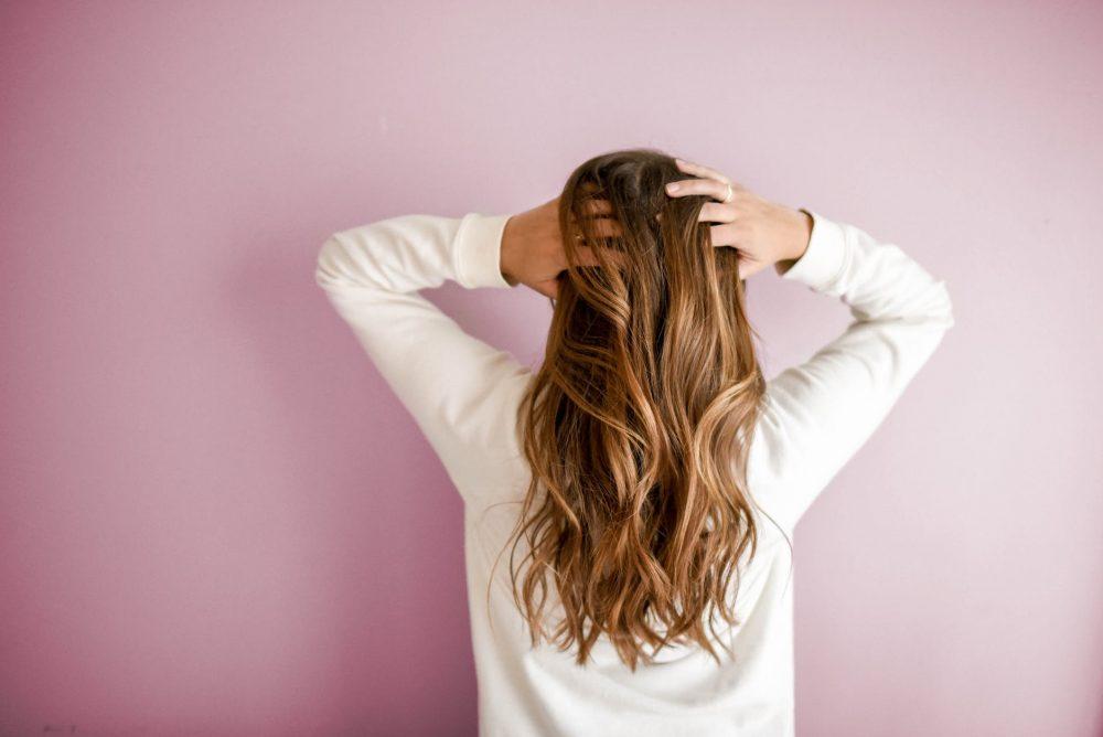 diy anti frizz haarbalsem