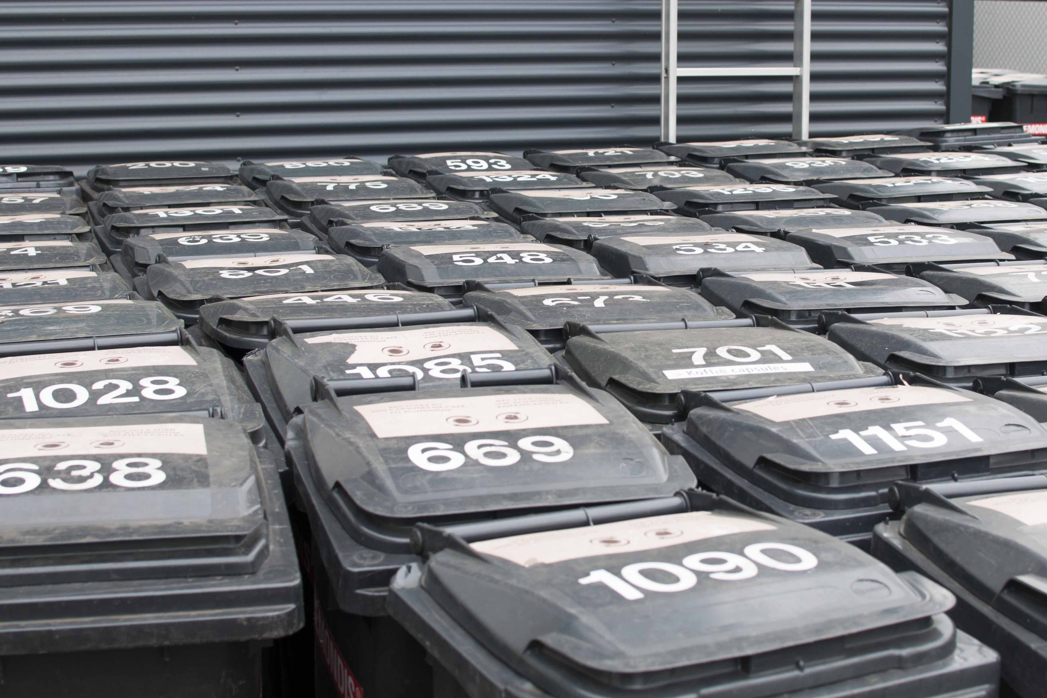 recycleren nespresso lichtenvoorde aluminium capsules cups