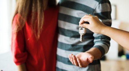 een huis gekocht!