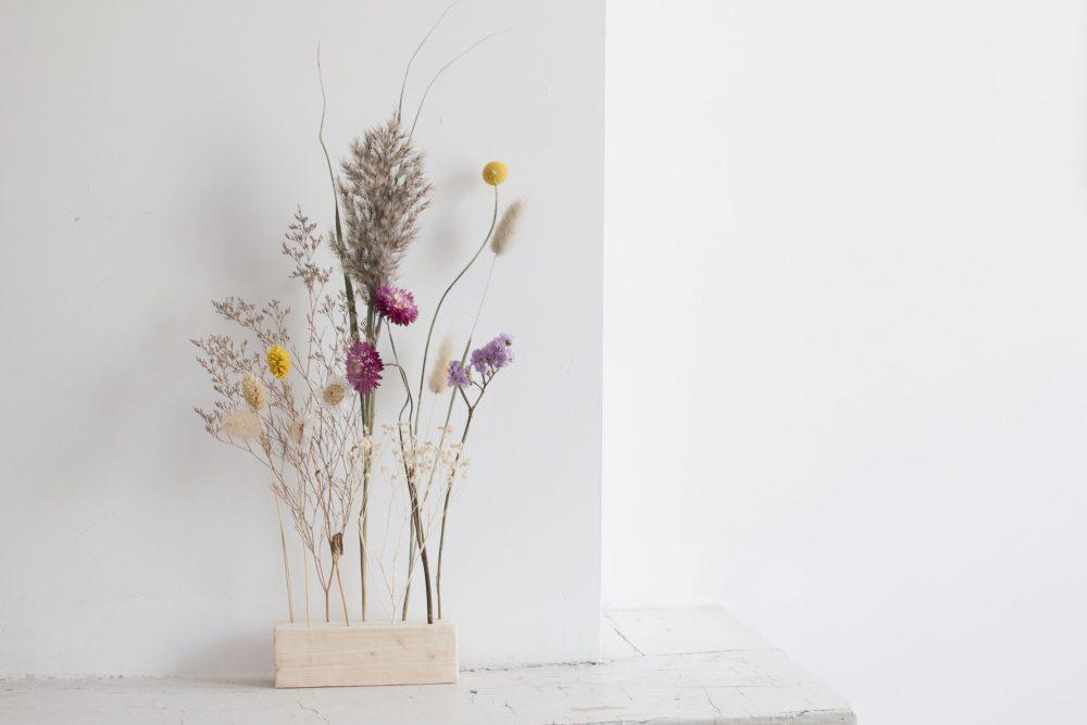 DIY Dremel flower display