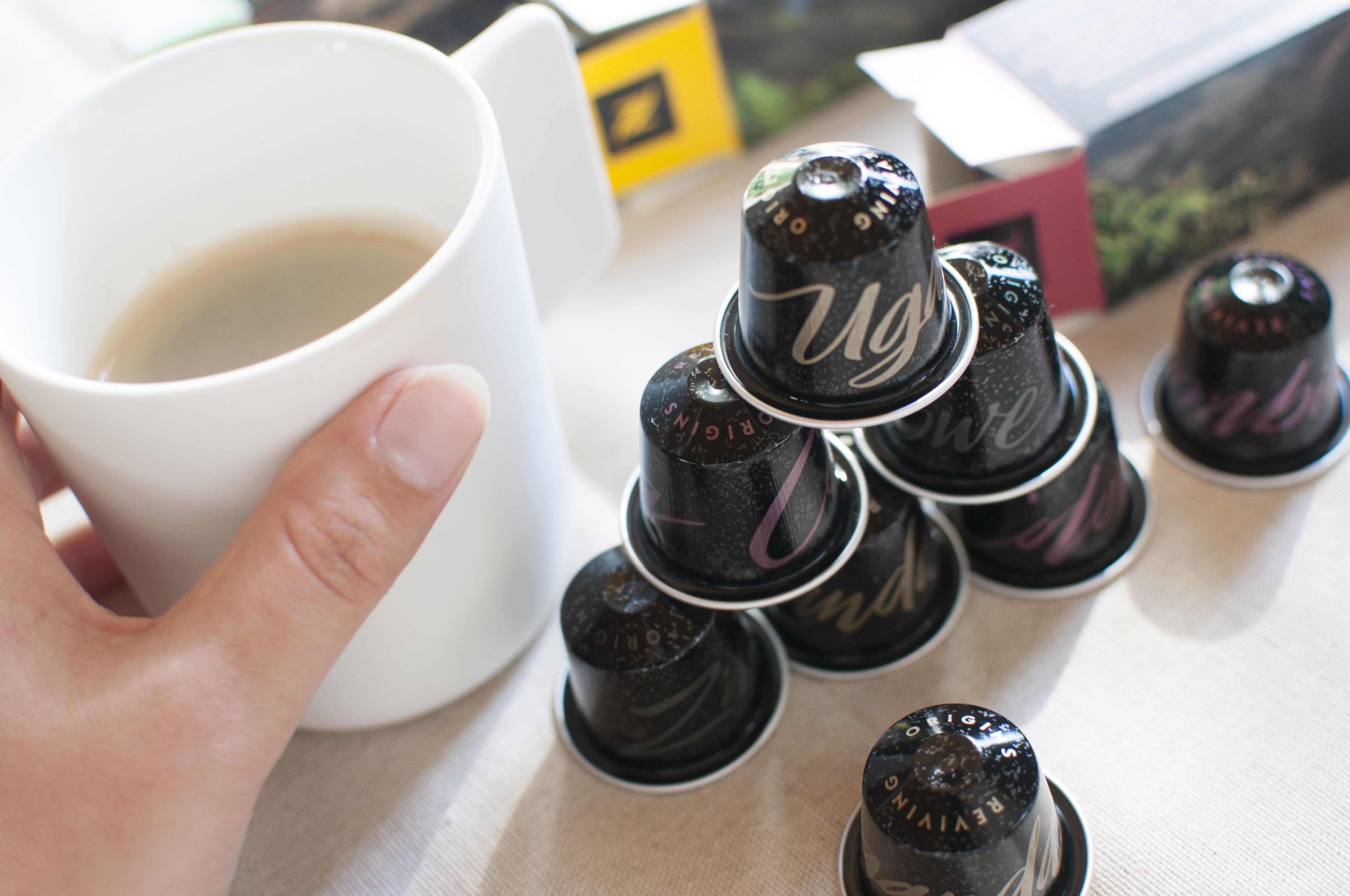 Nespresso fairtrade reviving origins