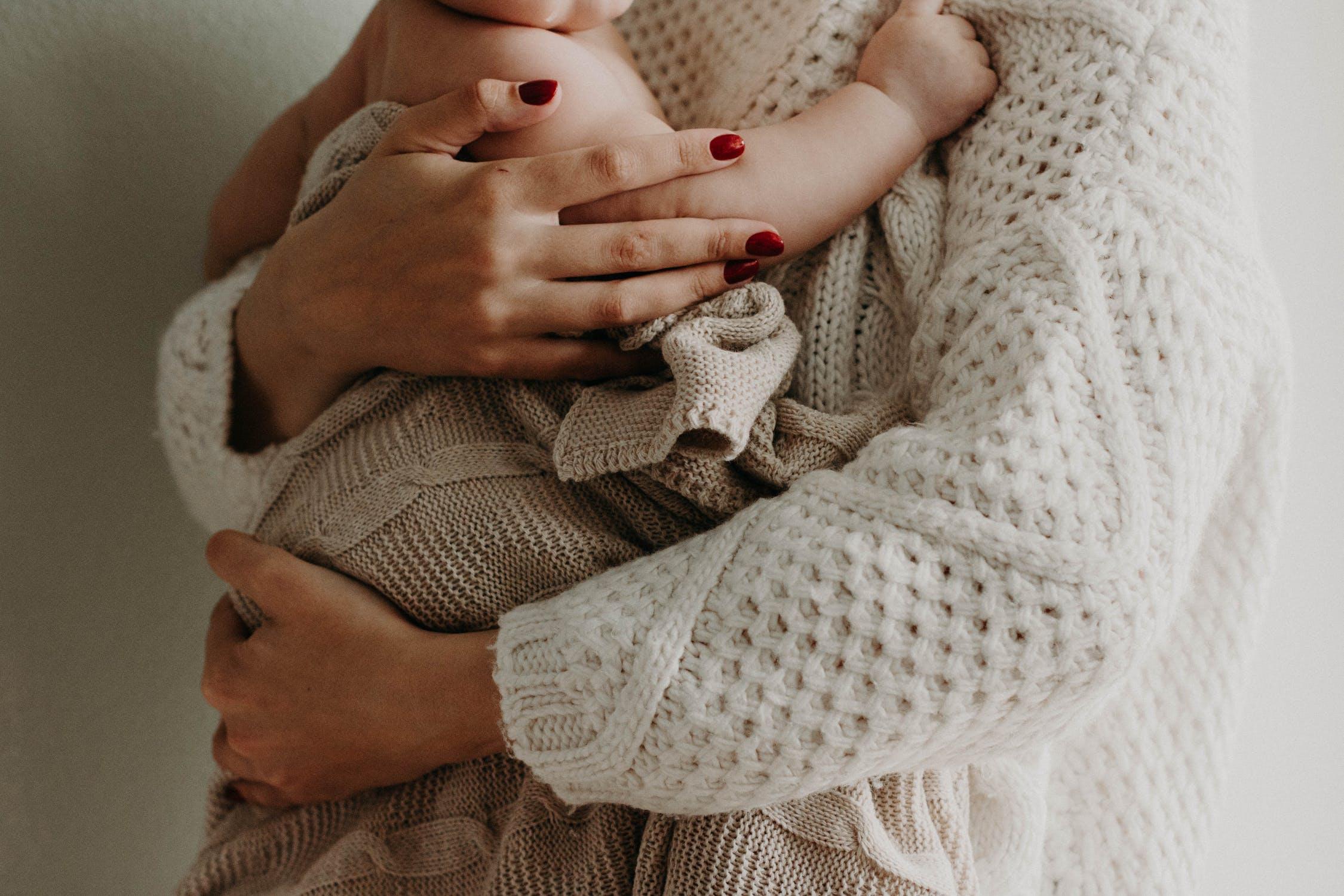duurzame baby geboorte zwanger