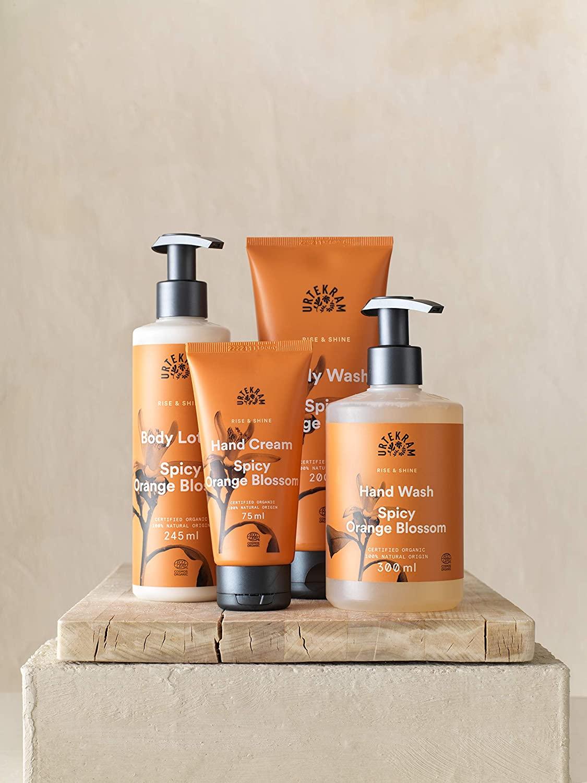 review Urtekram rise & shine spicy orange blossom