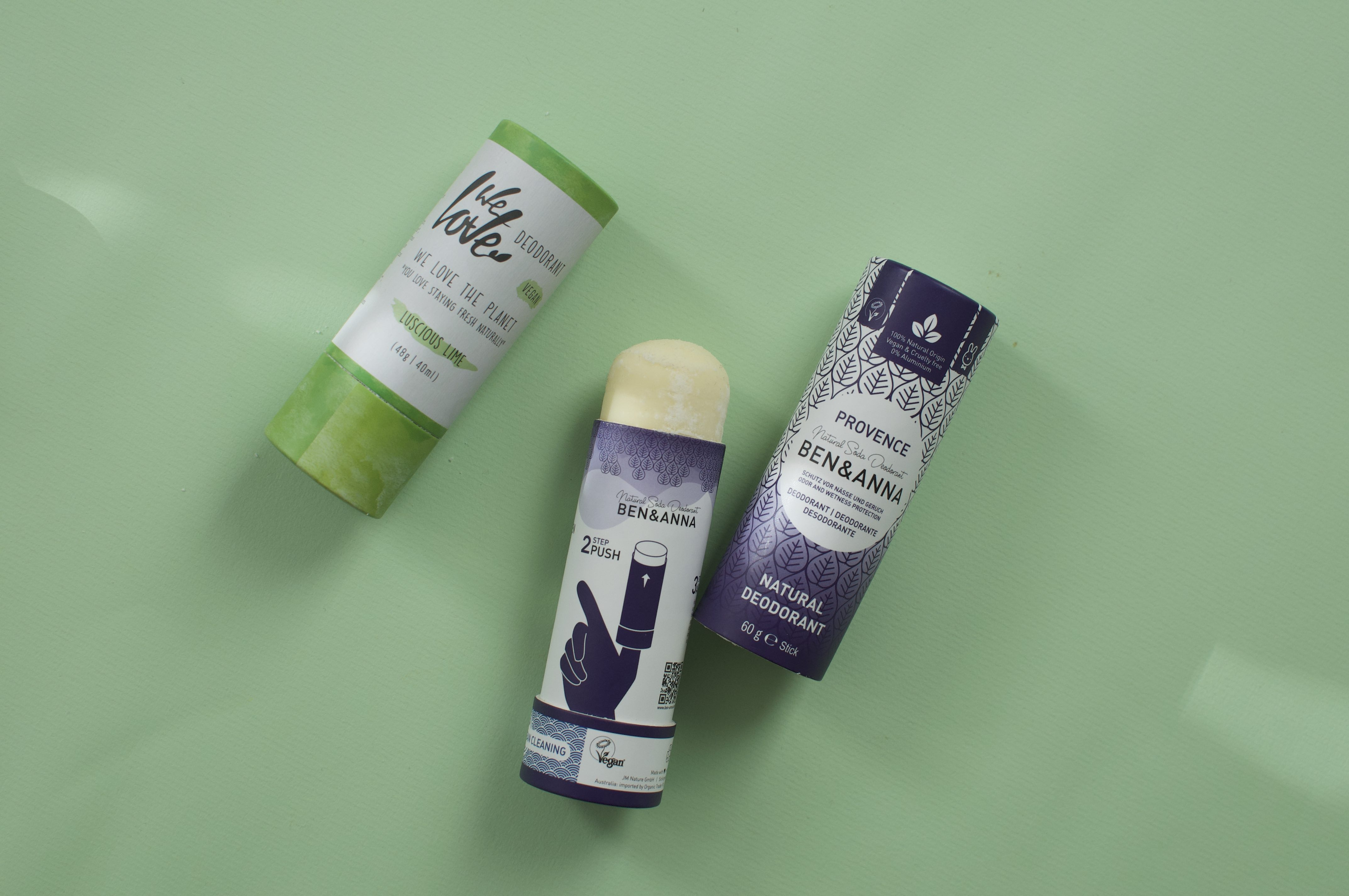 review we love the planet ben & anna deodorant