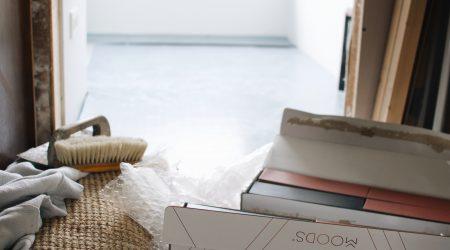 Moduleo vloer badkamer duurzaam verbouwen moods collectie