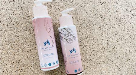 review natural self shampoo conditioner